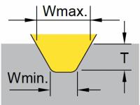WSP 60° K20F-Ti